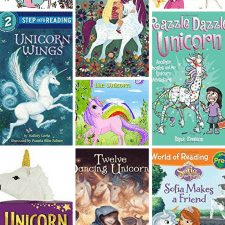 Super Fun Unicorn Books for Kids
