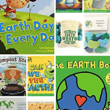 Earth Day Books and Crafts
