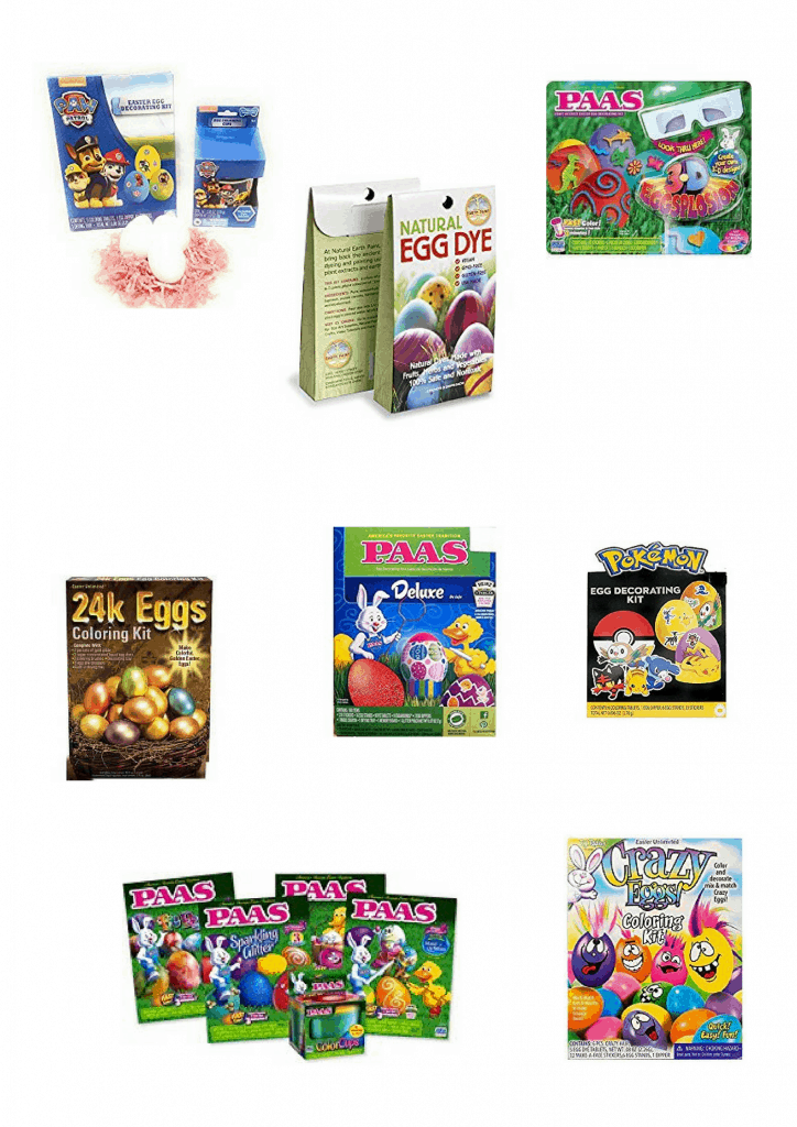 15 Awesome Easter Egg Kits
