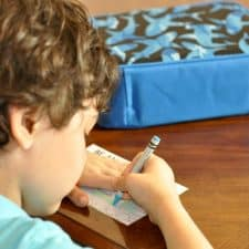 This Homeschool Lunch Hack Will Save Your Sanity
