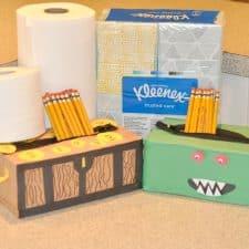 Amazeballs DIY Back to School Pencil Case