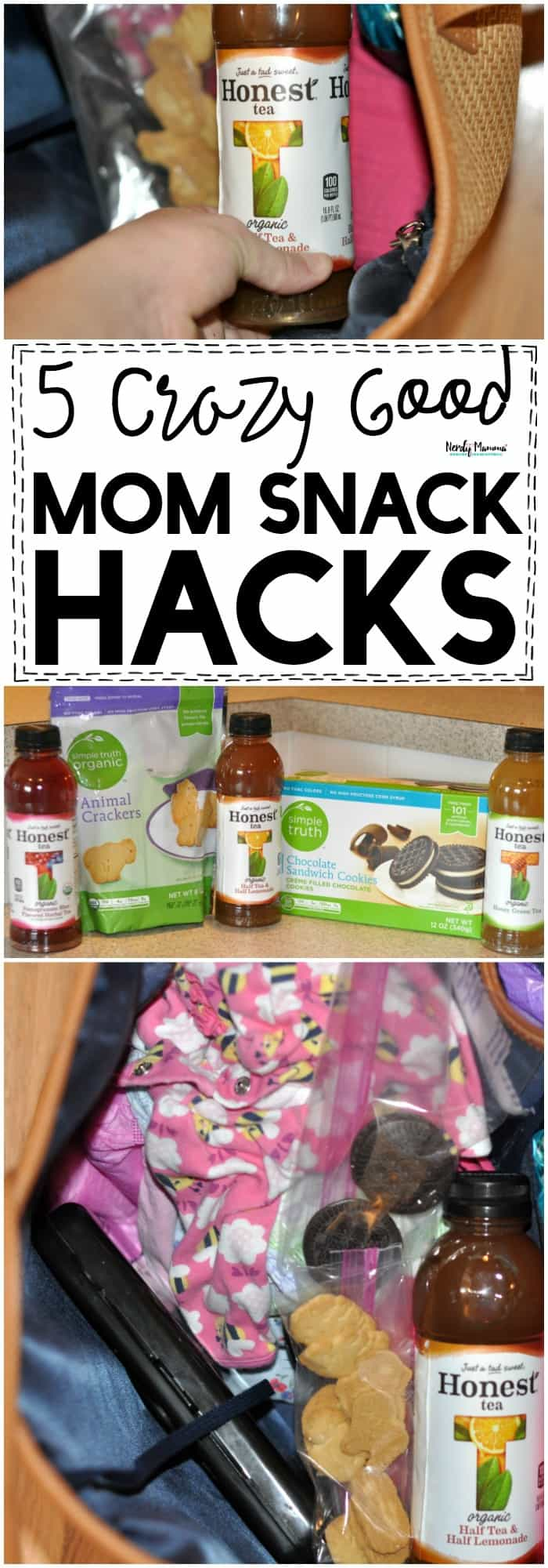 You've GOT to check out these 5 crazy good mom snack hacks!