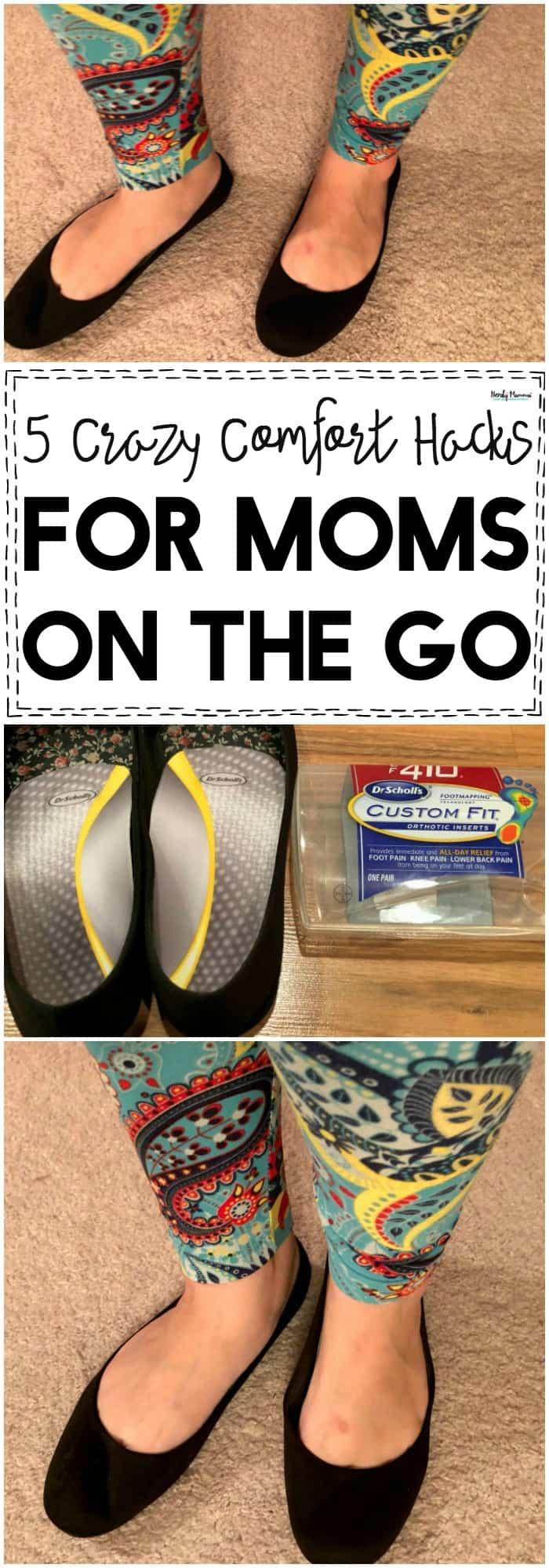 5 Crazy Comfort Hacks for Moms on the Go