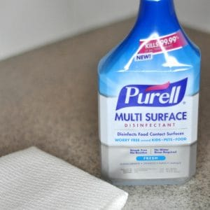 5 Crazy Disinfecting and Cleaning Hacks for New Moms