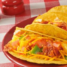Simple Breakfast Tacos Recipe