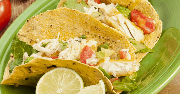 This is the fastest and easiest way to make fish tacos! LOVE IT! #fish #fishtaco #fishtacorecipe #recipe #easyrecipe #simplerecipe #fastdinneridea
