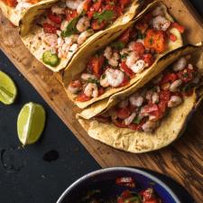 Stupid Simple Shrimp Tacos