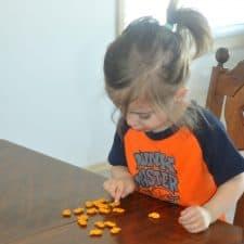 Goldfish Football   A Super Fun Indoor Activity for Kids