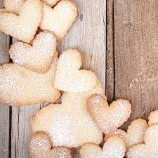 3 Ingredient Sugar Cookies – Vegan & Gluten-Free