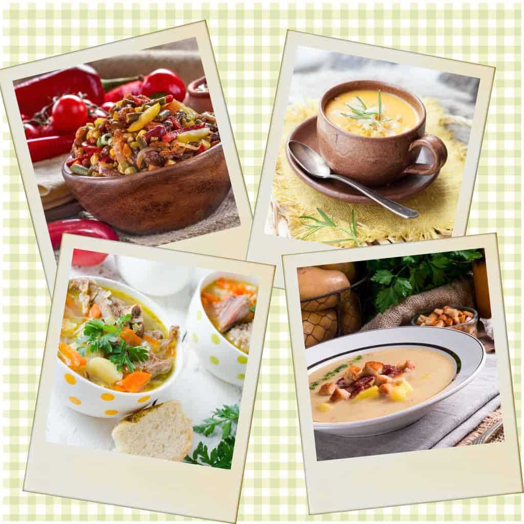 25 Delicious Gluten-free Instant Pot Soups for those rainy spring days. #soup #instantpot #recipe #instantpotrecipe #instantpotsoup #glutenfree #glutenfreerecipe #glutenfreeinstantpot
