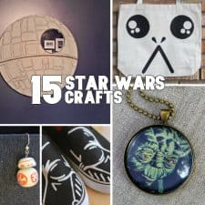 25 Star Wars Crafts You Need in Your Life