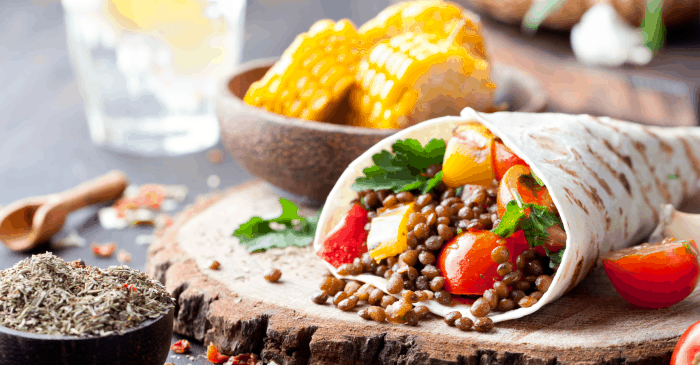 OH. My. Wow. Vegan Tacos in the Instant Pot. I never thought to make this before! #vegan #instantpot #instantpotvegan #taco #mexican #veganmexican #texmex #vegantexmex #recipe #yum #tasty