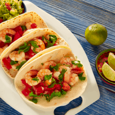 Easy Ceviche Tacos
