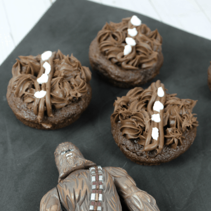 Chewbacca Donuts - The Chocolatiest Donuts in the Universe
