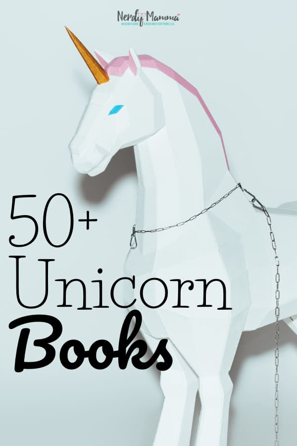 Little kids need mystery and magic in their lives. It's a fact. A wicked-strong imagination can help them in their future by inspiring them to come up with new and better ways to do things. Science through imagination. So, to inspire my little ladies, I gathered up 50+ Amazeballs Unicorn Books for Kids. #nerdymammablog #unicorn #unicornbooks #unicornbook #Unicornarecool #unicornbooksforkids #book #books #giftguide #booksforkids #kidbooks #booksforchildren #childrensbooks #unicorngift #unicorngiftguide #unicorngifts #unicornbooksforchildren #unicornchildrensbooks