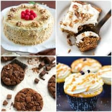 25 Ridiculously Delicious Flourless Desserts