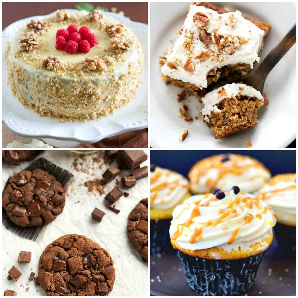 There's a literal plethora of gluten-free desserts and treats on the planet. For real, they're everywhere. But what about just straight-up flour-free desserts? Dude. I found these 25 Ridiculously Delicious Flourless Desserts I can't wait to try. #nerdymammablog #glutenfree #flourless #flourfree #dessert #glutenfreedessert