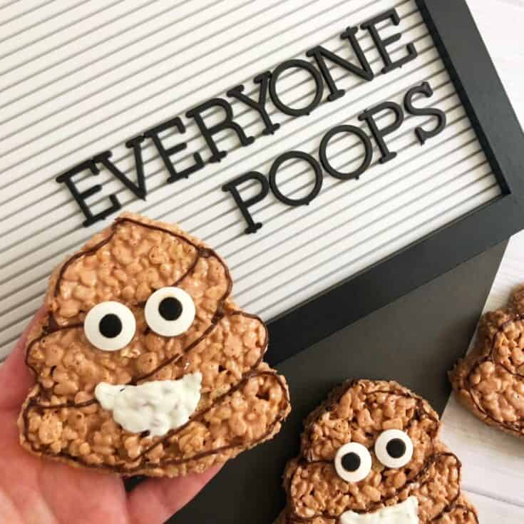 Poop Emoji Treats