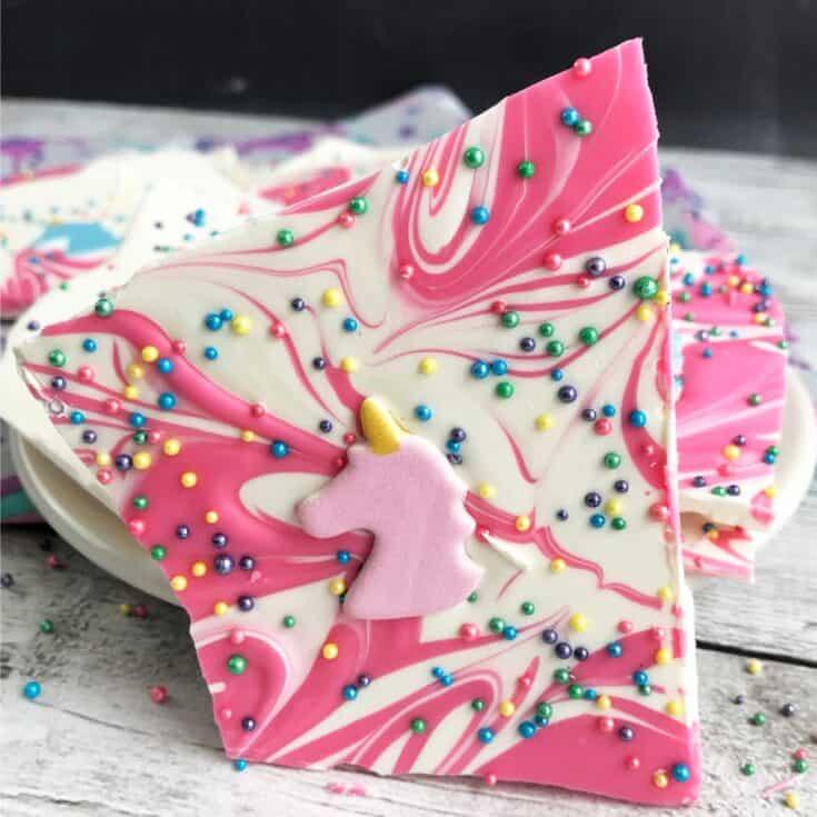 Unicorn Bark Candy