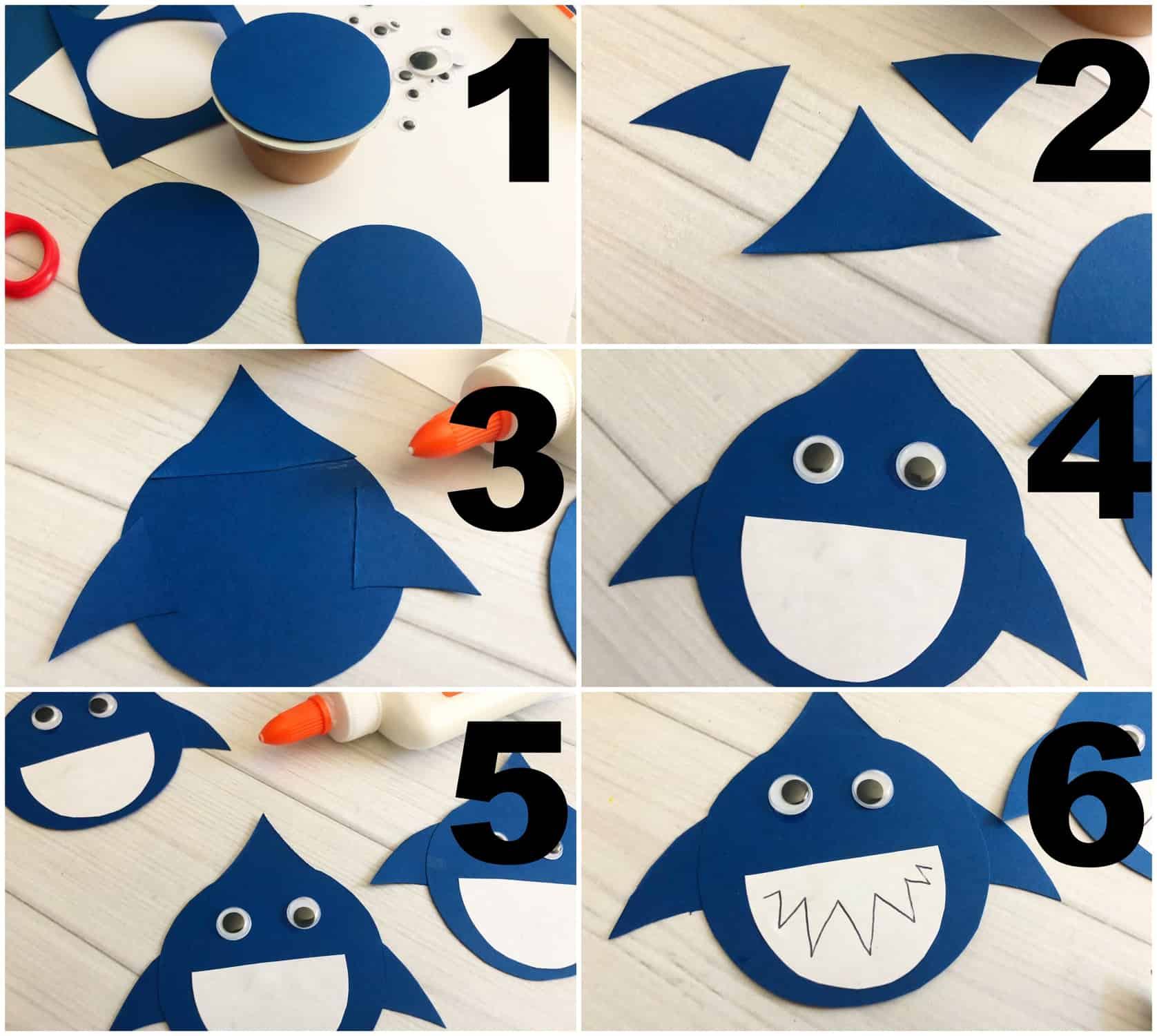 A quick how-to to make any applesauce or pudding or even fruit cup into your very own voracious man-eater. This DIY Shark Applesauce is hilarious and so easy. Your lunch-box-eater will love it. #nerdymammablog #shark #sharkweek #applesauce #lunchbox