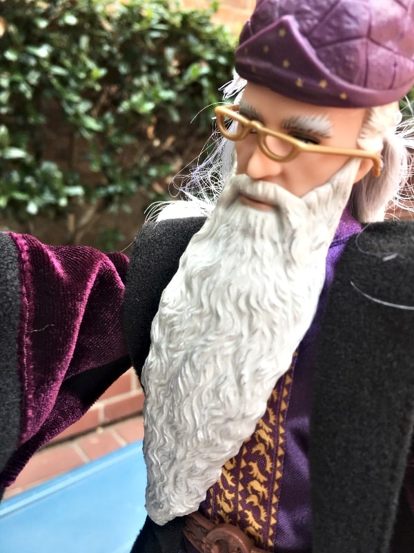 "The magical world of wizarding wonders is so full of opportunities for imaginative play--it helps them develop those problem solving skills and keeps them from being constrained to the ""norm."" And it lets them get their weird out. These are The Best Toys to Introduce Harry Potter to Your Kids. #nerdymammablog #ad #harrypotter"