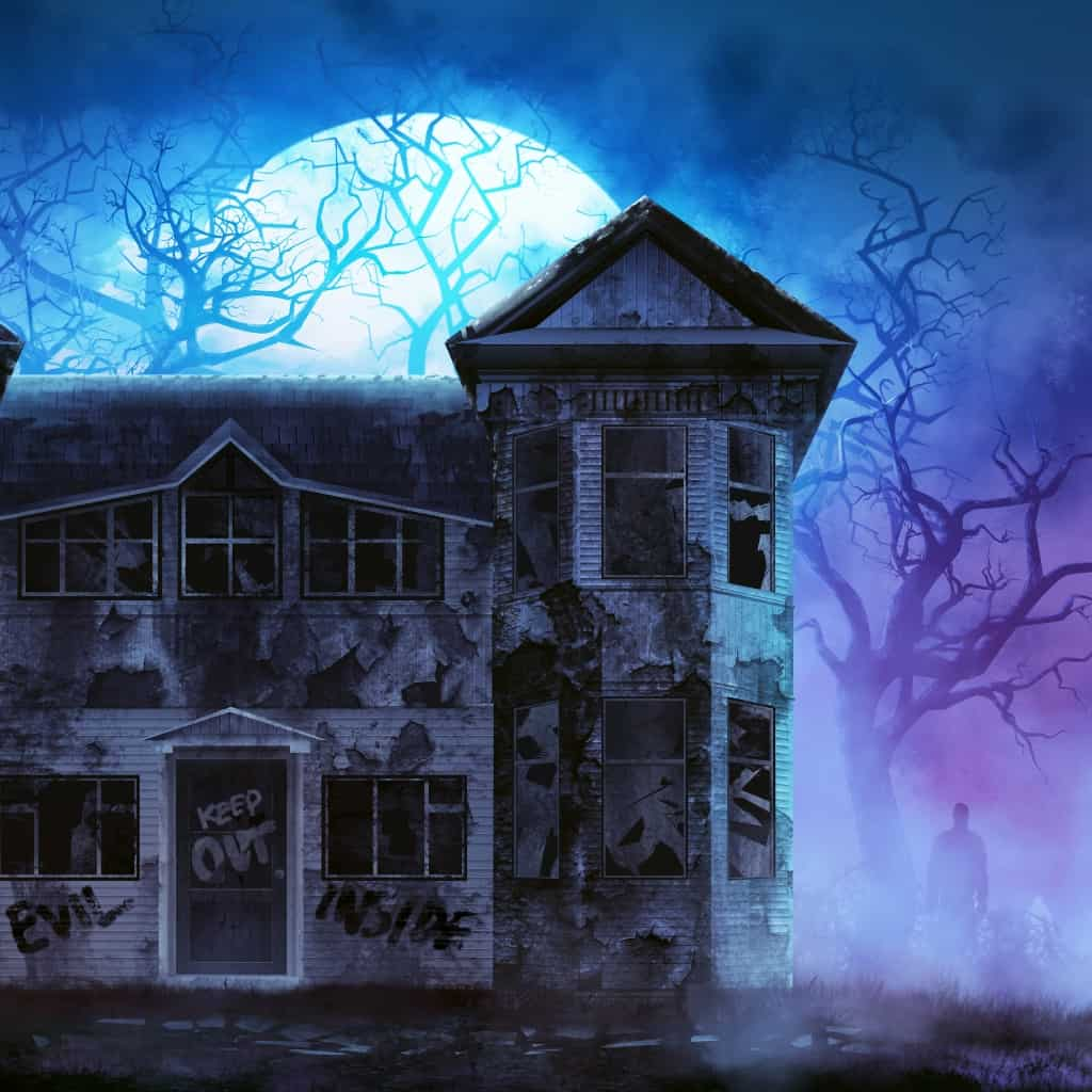 Texas Haunted Houses to DIE for (but are family friendly, too)