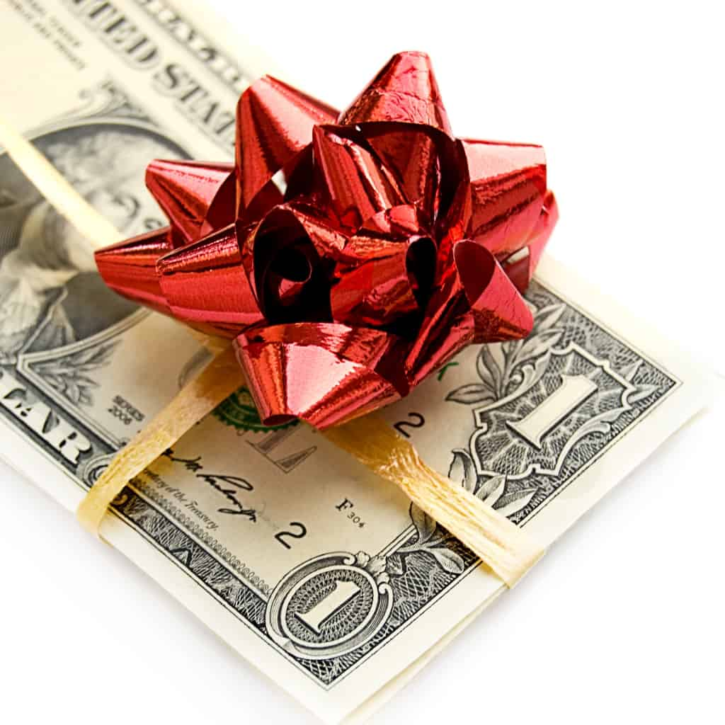 Sometimes, you find yourself in mid-November wondering How to Afford Christmas when you have no money. That's ok. You're not alone. And there are some ideas to keep you from drowning in misery while everyone else sings jingle-bells. #nerdymammablog #christmas #savingmoney #budgeting