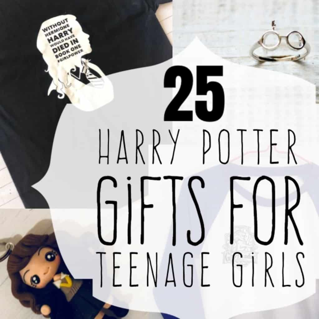 Harry Potter Gifts for Teenage Girls