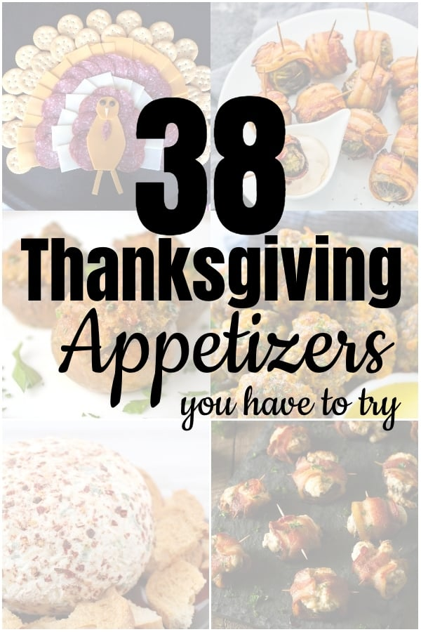 Ok. I have to admit, I wrote this when I was hungry, and that has led me down the path of being ravenously hungry for these 38 Thanksgiving Appetizers You Have to Try. For real--I have a problem. LOL! #nerdymammablog #thanksgiving
