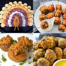 38 Thanksgiving Appetizers You Have to Try