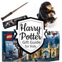 Harry Potter Gift Guide for Kids