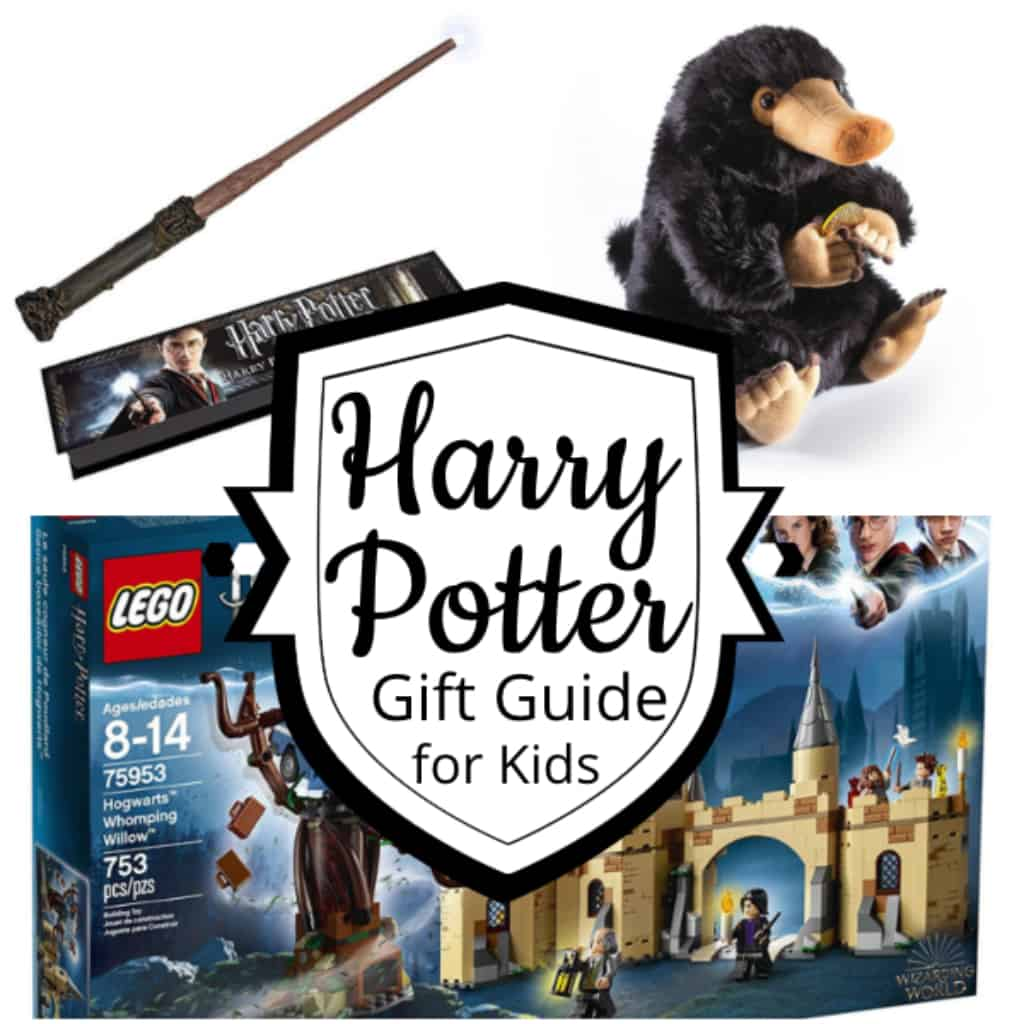 Harry Potter Gift Guide for Kids