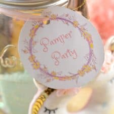 Teen Pampering Gift in a Jar