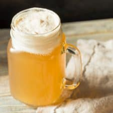 How to Make Butterbeer (Vegan & Non-Alcoholic)