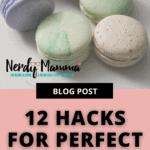 tips to make macaron cookies