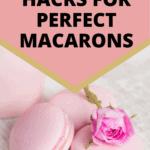 hacks to make french macaron cookies