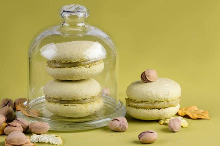 Simple Pistachio Macaron Recipe