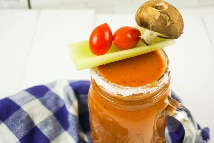 Easy Bloody Mary Recipe