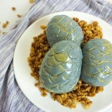 Harry Potter Dragon Egg Cake Balls