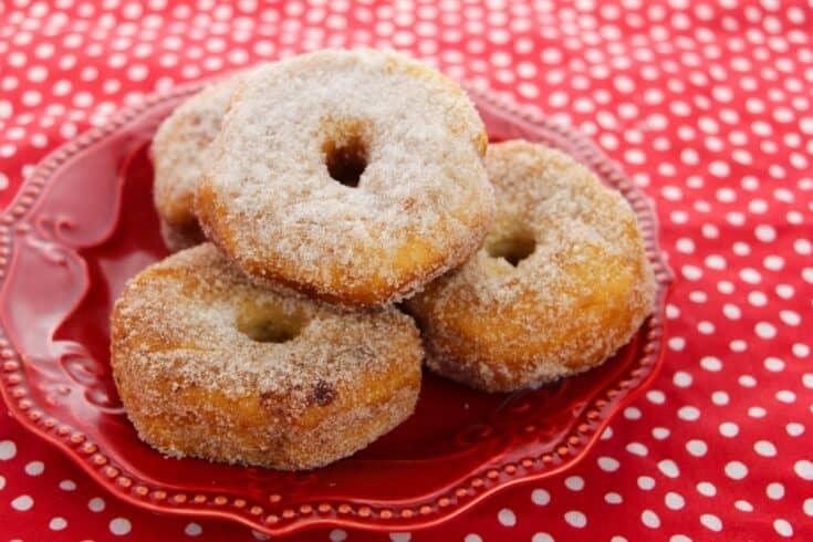 Simple Biscuit Donut Recipe