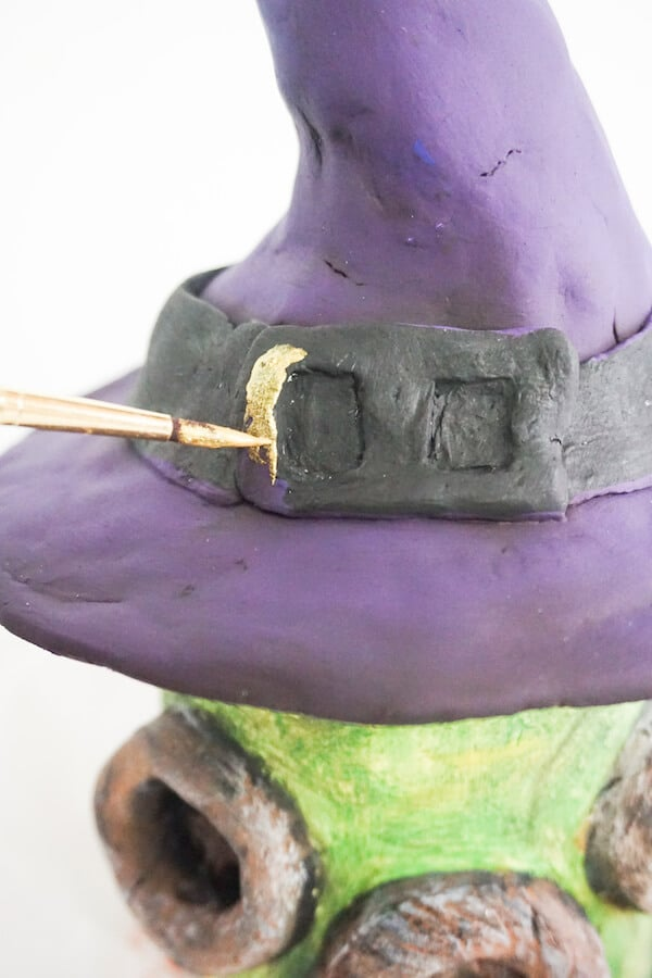 how to make a witch fairy house with a jar
