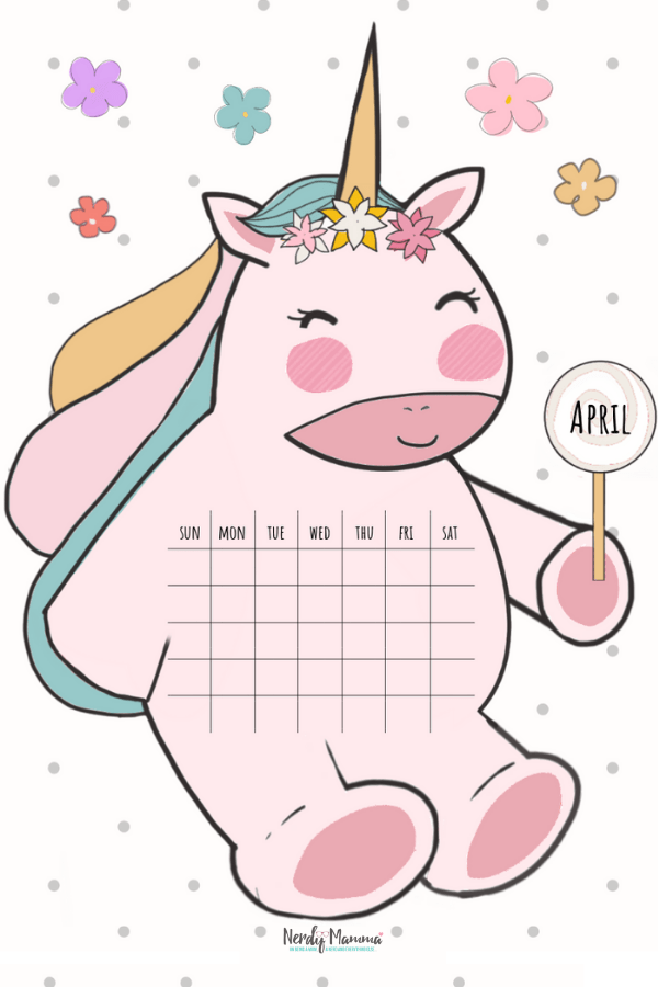 April Unicorn
