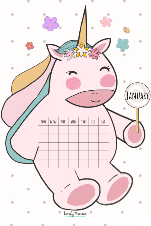 January Unicorn