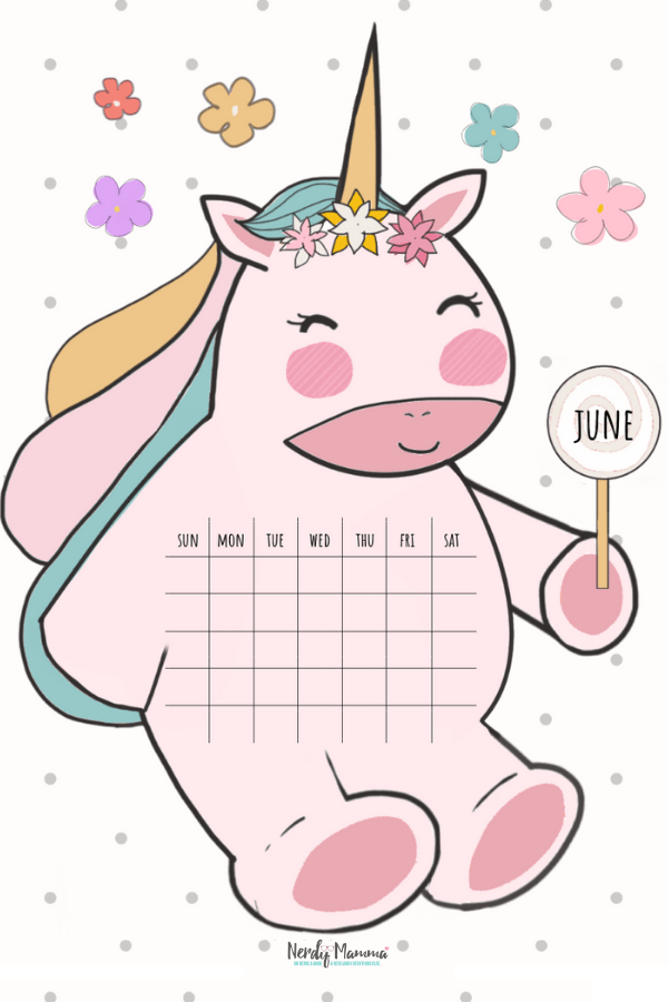 June Unicorn