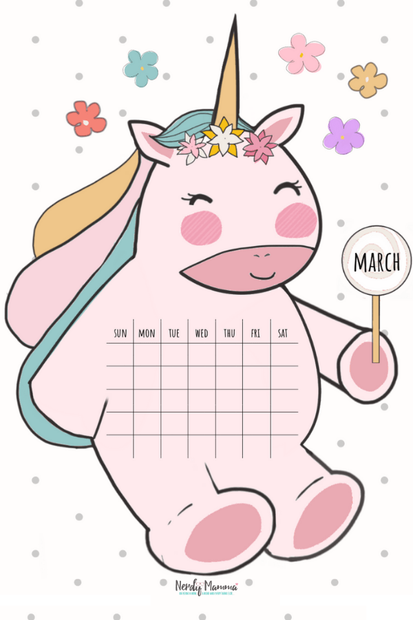 March Unicorn