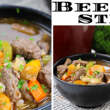 Homemade Beef Stew – An Easy Beef Recipe
