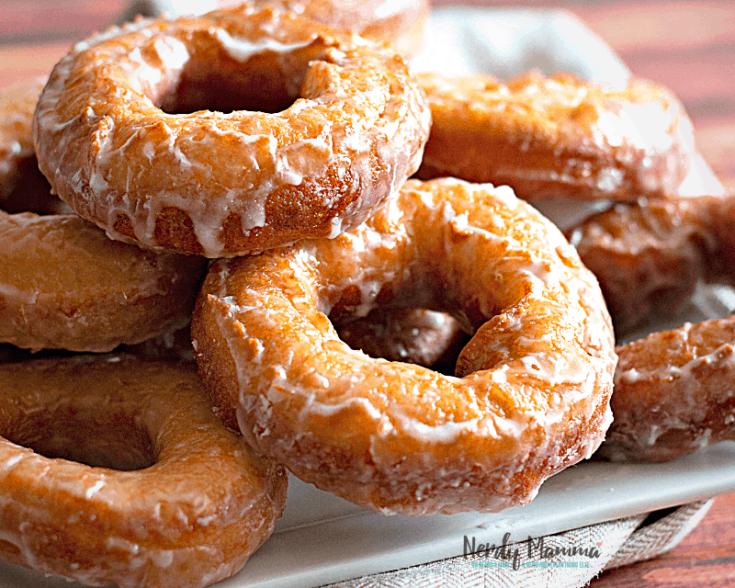 Amish Glazed Donuts
