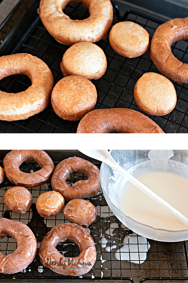 Amish Glazed Donuts