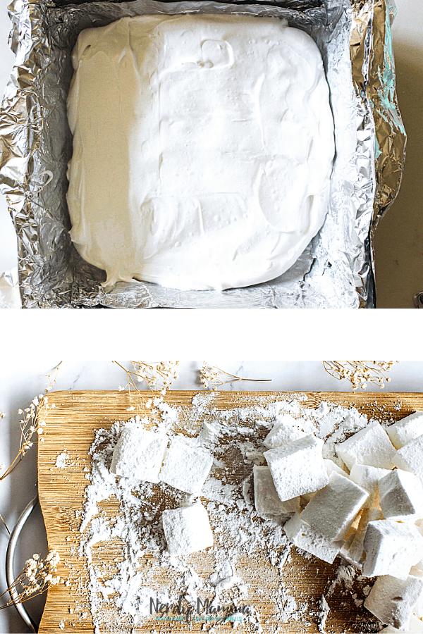 How to make Easy Homemade Marshmallow Recipe