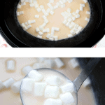 White Peppermint Hot Cocoa